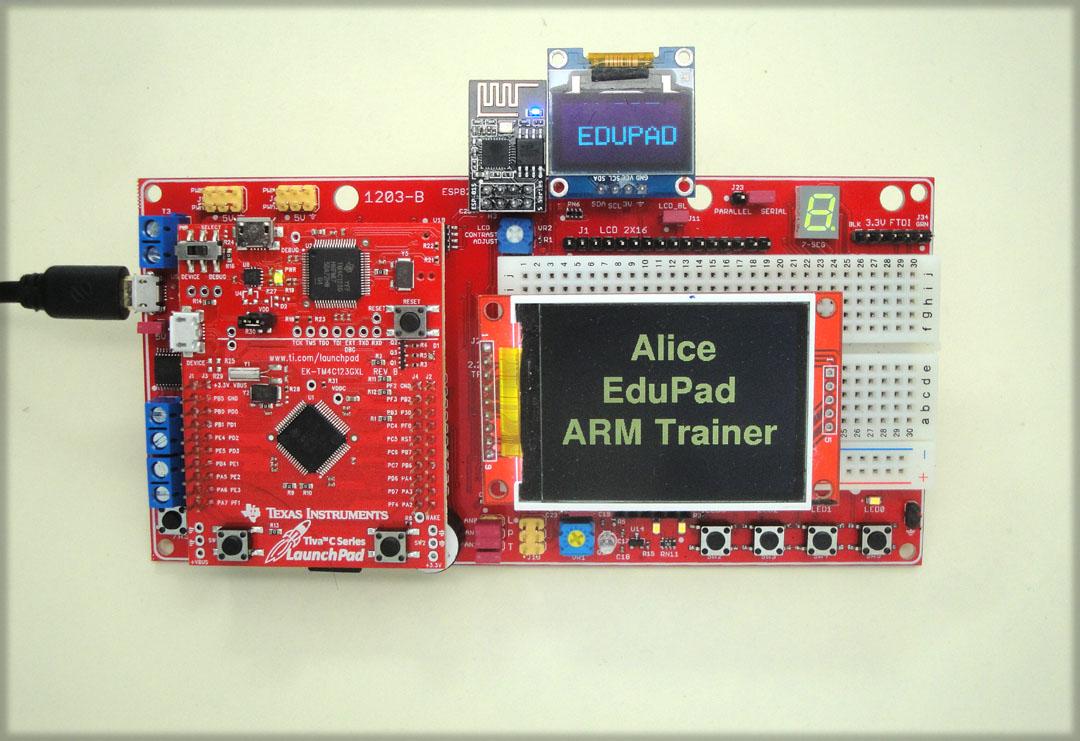 Alice EduPad